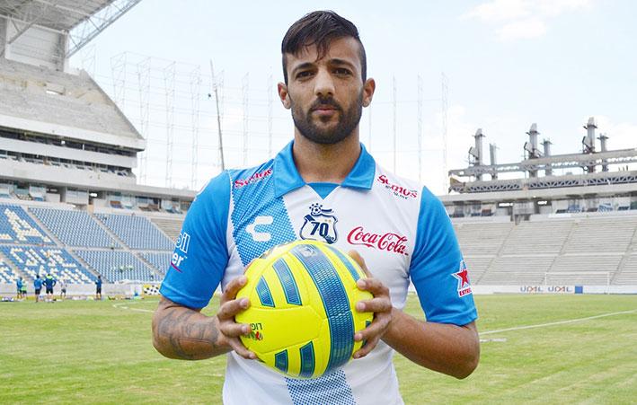 Robert Herrera Puebla FC franja