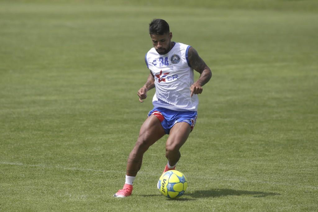 PUEBLA, Pue 08 junio 2017. Gabriel Esparza del Club Puebla durante el entrenamiento de pretemporada del torneo Apertura 2017 de la Liga Mx.  //Agencia Enfoque//