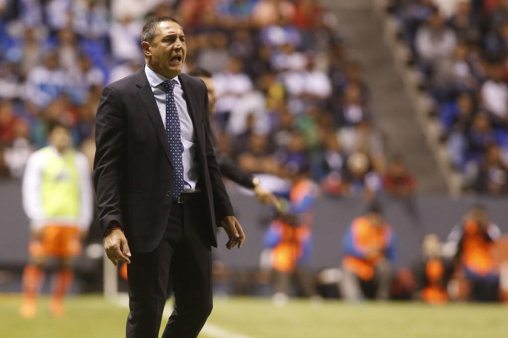 FÚTBOL . PUEBLA FC VS MONTERREY
