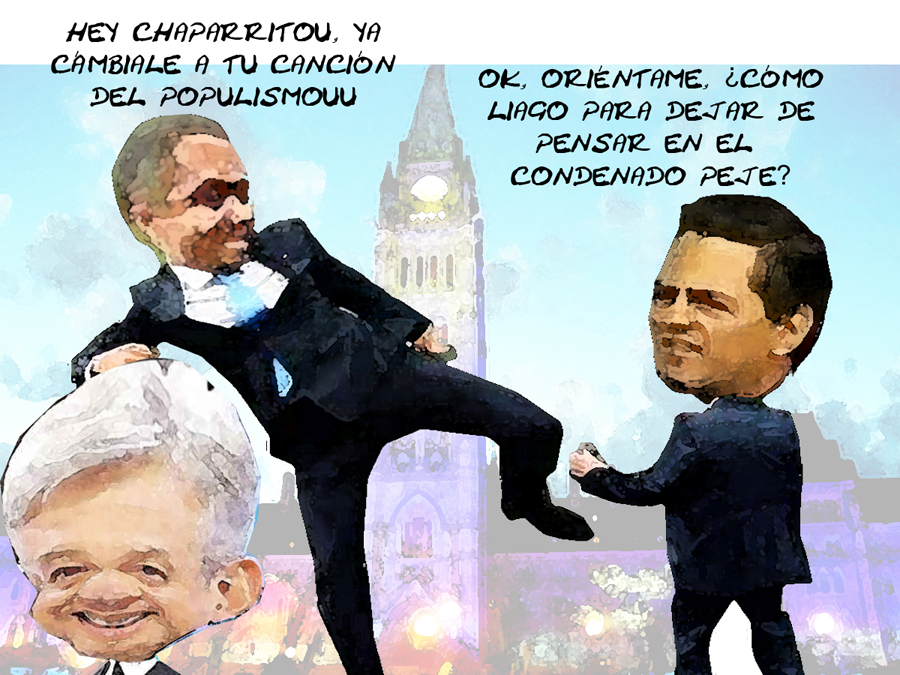 AMLO inquieta a Penia Nieto, Populista, Obama, Tlaxcala Online