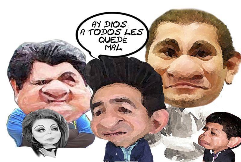 Adolfo Escobar Jardinez Falla, Rafael Moreno Valle, Miguel Angel Polvo, Hector Ortiz, Alejandra Ramirez, Tlaxcala Online