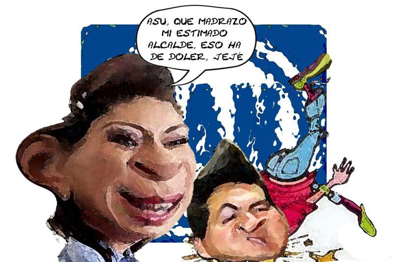 Adriana Davila Fernandez, Eleccion Interna PAN, Pierde Adolfo Escobar Jardinez, Tlaxcala Online
