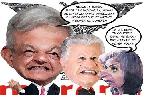 Alfonso Sanchez Anaya, Candidato Morena 1, Andres Manuel Lopez Obrador, Maricarmen Ramirez, Tlaxcala Online