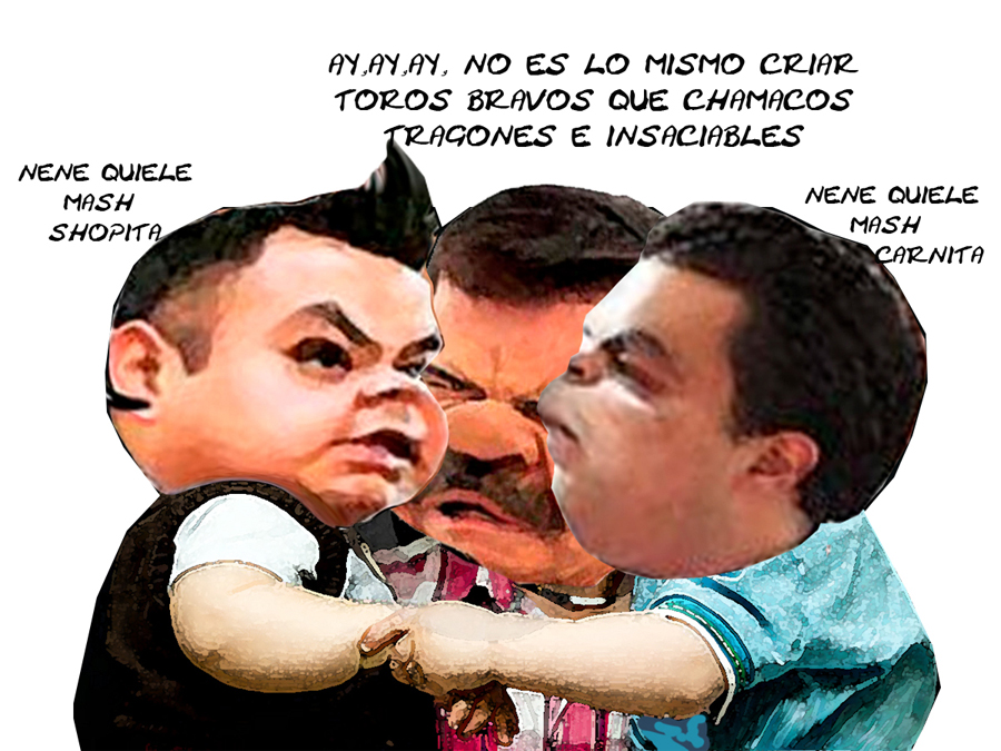 Angelo Gutierrez, Marianito Gonzalez, Hermanos Leche Mala, Papi Mariano Zarur, Congreso Corrupcion Tlaxcala Online