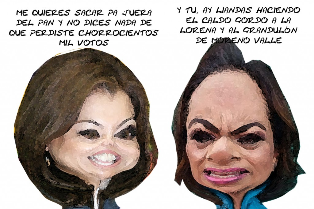 Aurora Aguilar Expulsion PAN, Adriana Davila Monopolio, Perdedora, Tlaxcala Online