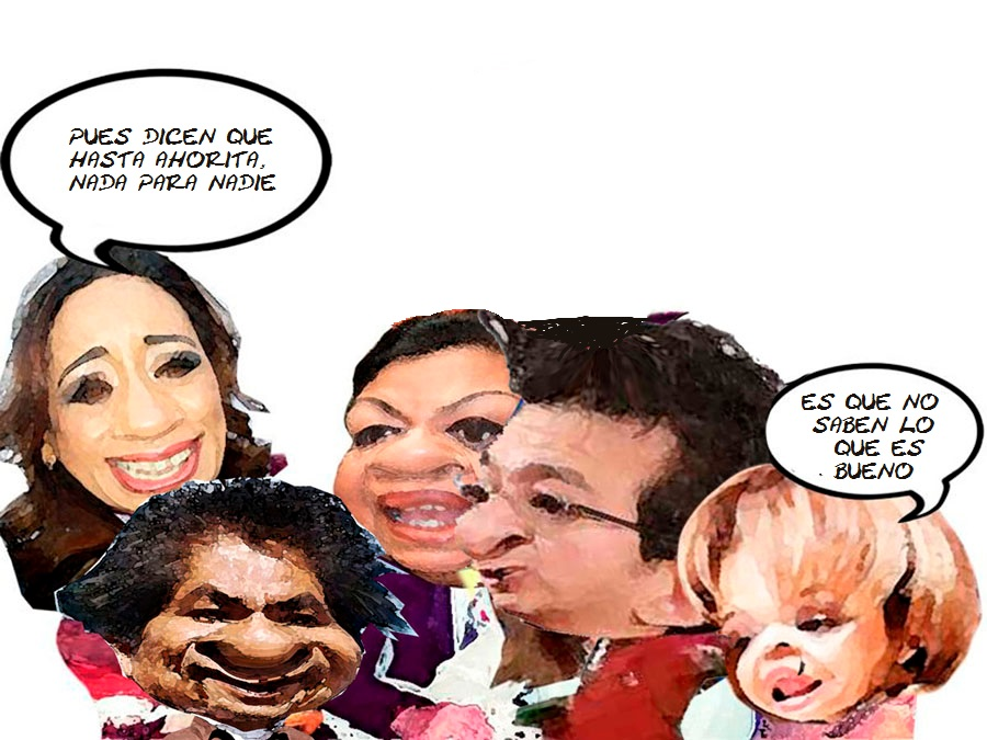 Candidatos Gobierno Tlaxcala Caricatura Tlaxcala En Linea