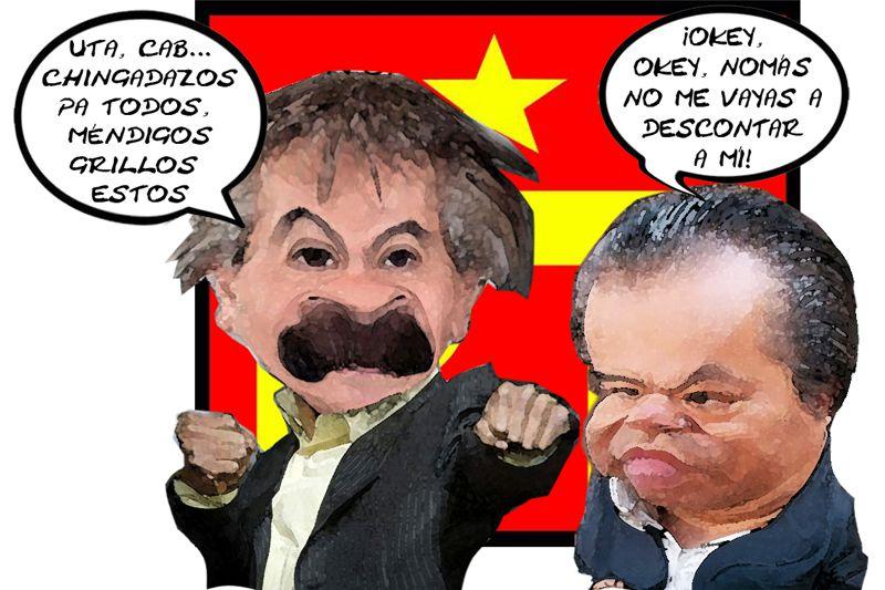 Candidatos PT Diputados Federales, Reyes Ruiz Chingadazos Para Todos, Silvano Garay, Tlaxcala Online