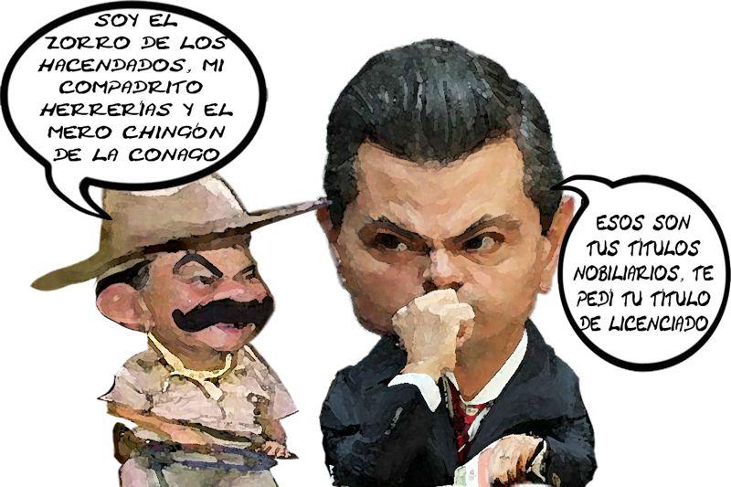 Carece de Titulo y Cedula Mariano Gonzalez Zarur, Presidente Enrique Penia Nieto, Tlaxcala Online