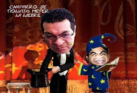 Caricatura 1, Arturo Tecuatl, Comision Fiscalizacion, Cuentas Publicas, Fracasa PRI, Marco Antonio Mena, Salvador Mendez Acametitla