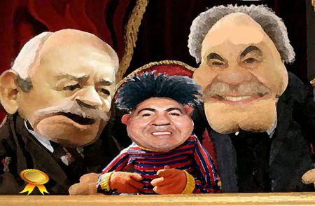 Caricatura 1, Arturo Tecuatl, Medalla Ciudad Tlaxcala, Joaquin Cisneros, Mariano Gonzalez Zarur, Adolfo Escobar Jardinez, Online