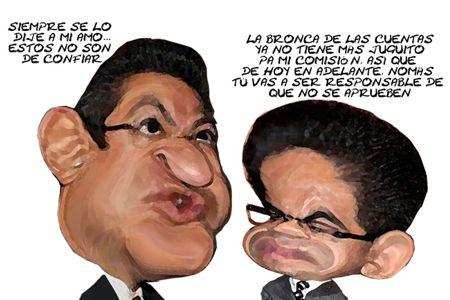 Caricatura 1, Congreso Marco Antonio Mena, PRI, Salvador Mendez Acametitla, PRD, No Pasan Cuentas Ejecutivo, Tlaxcala Online