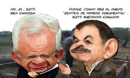 Caricatura 1, Juan Silva Meza, Ministro Corte, Incommpleto Centro Manejo Mariano Gonzalez Zarur, Tlaxcala Online