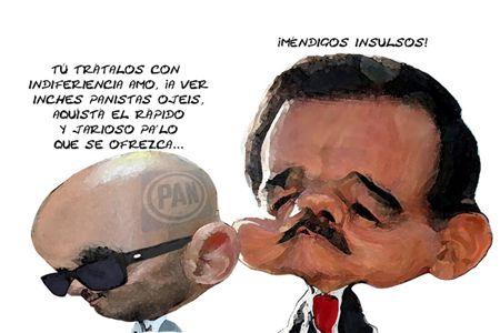 Caricatura 1, Respuesta Gobernador, Mariano Gonzalez Zarur, Indiferente, Hugo Rene Temoltzin, Tlaxcala Online
