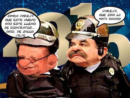 Caricatura 1, Roberto Romano Montealegre, Contratos, Mariano Gonzalez Zarur, Secoduvi, Tlaxcala Online