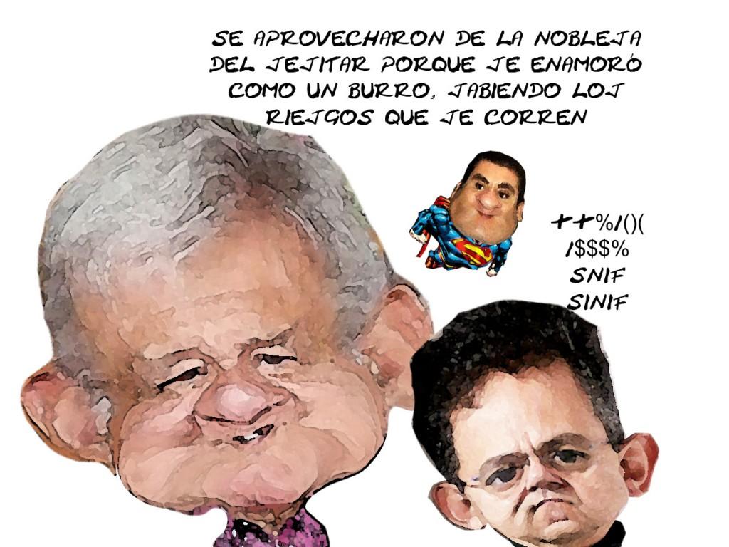 Chingan AMLO Cesar Yanez, Rafael Moreno Valle, Trampa, Tlaxcala Online