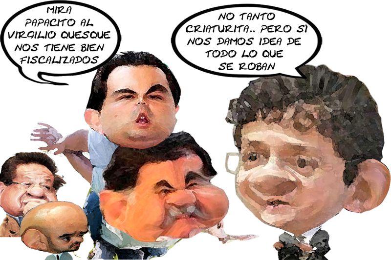 Conflicto Intereses, Secretario Funcion Publica, Virgilio Andrade, Mariano Gonzalez, Zarur, Aguirre, Tlaxcala Online