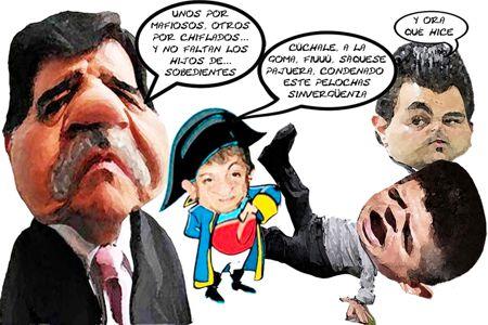 Destituyen Orlando May Zaragoza Ayala, Mafioso 1, Secuestrador, Ernesto Ordoniez Carrera, Mariano Gonzalez Zarur, Aguirre, Tlaxcala Online