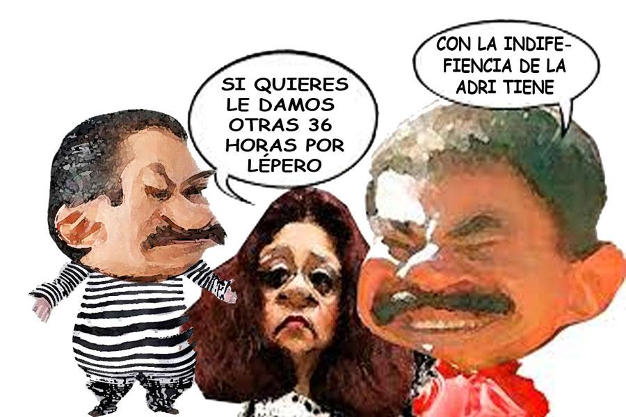 Detienen Francisco Roman Proceso Proscrito Caricatura Alicia Fragoso Mariano Gonzalez Tlaxcala En Linea