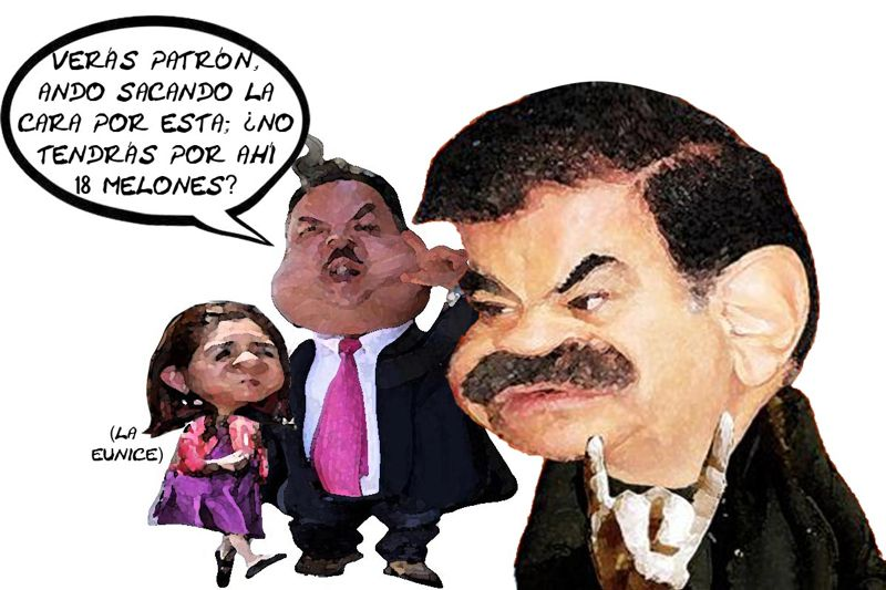 Diputado Heriberto Lopez Briones, Aboga IET, Eunice Orta Guillen, Mariano Gonzalez Zarur, Tlaxcala Online