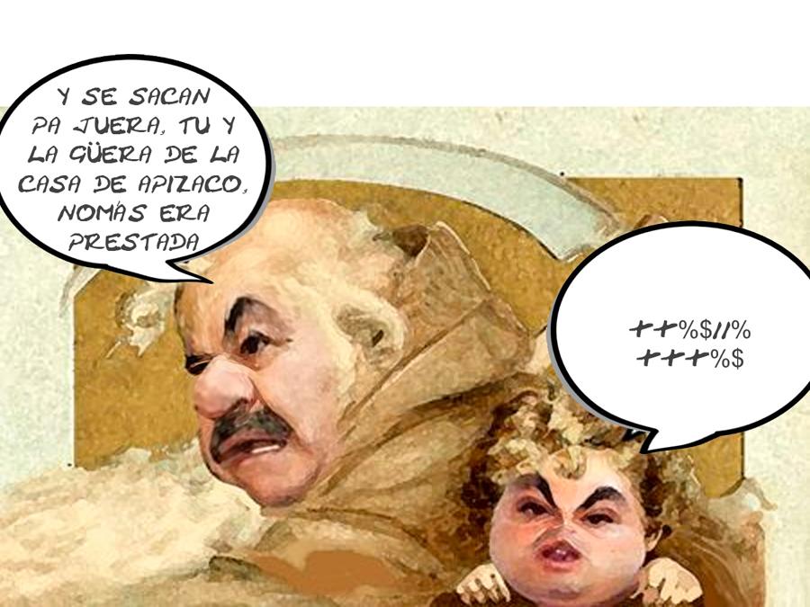 Echa Mariano Gonzalez Hijo Casa Apizaco, Con Todo y Esposa, Tlaxcala Online