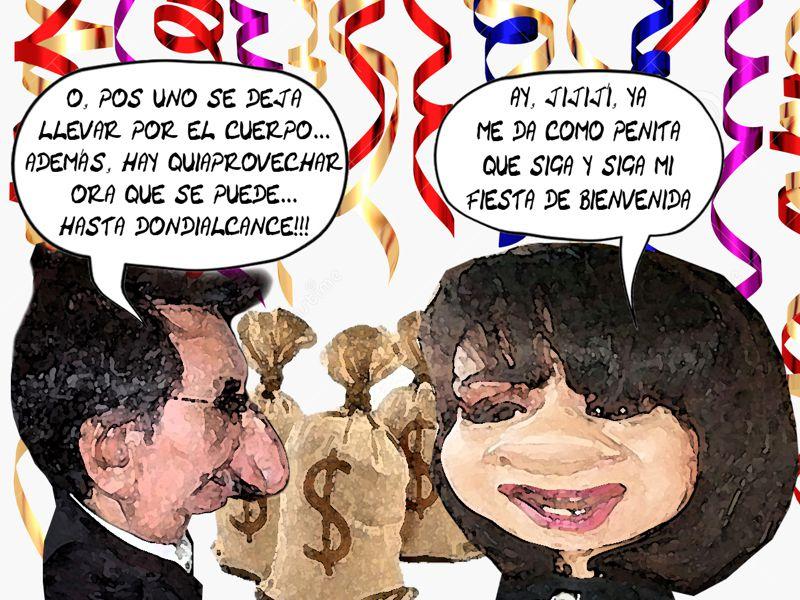 Elsa Cordero Martinez, Gasto Desmedido Presidenta Tribunal Superior Justicia, Tito Cervantes, Saqueo, Tlaxcala Online