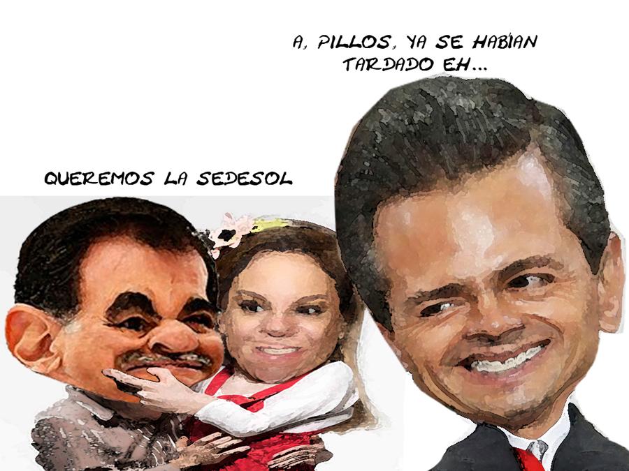 Enrique Penia Nieto, Sedesol, Mariano Gonzalez Mariana, Tlaxcala Online