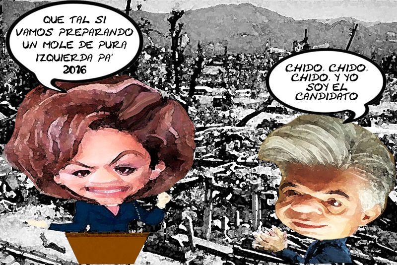Erendira Jimenez Montiel, Propone Frente Izquierda Ruinas, Gelacio Montiel, Aspirante Gobernador, Tlaxcala Online