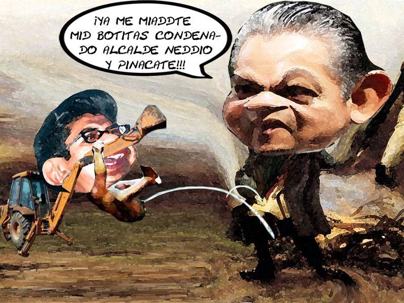 Ernesto Ordonez Carrera, Secretario Gobierno, Caricatura, Miguel Angel Covarrubias, Meon, Alcalde, Tlaxcala Onlline