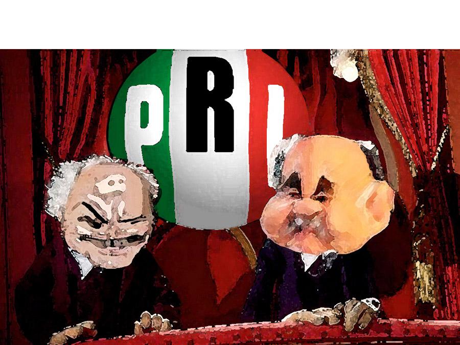 Ganaron Batalla Viejos Priistas Joaquin Cisneros, Mariano Gonzalez, Tlaxcala Online