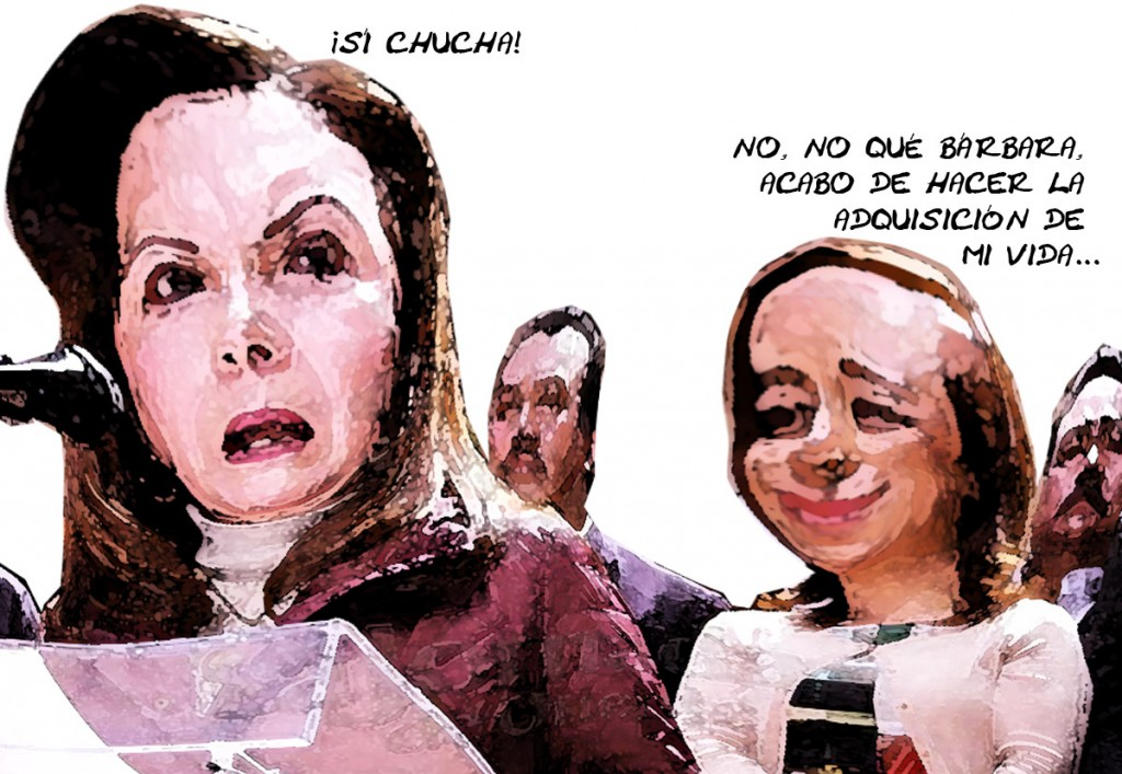 Guadalupe Sanchez Santiago, Traiciona Pan, Adriana Davila Fernandez, Defraudada, Humillada, Caricatura