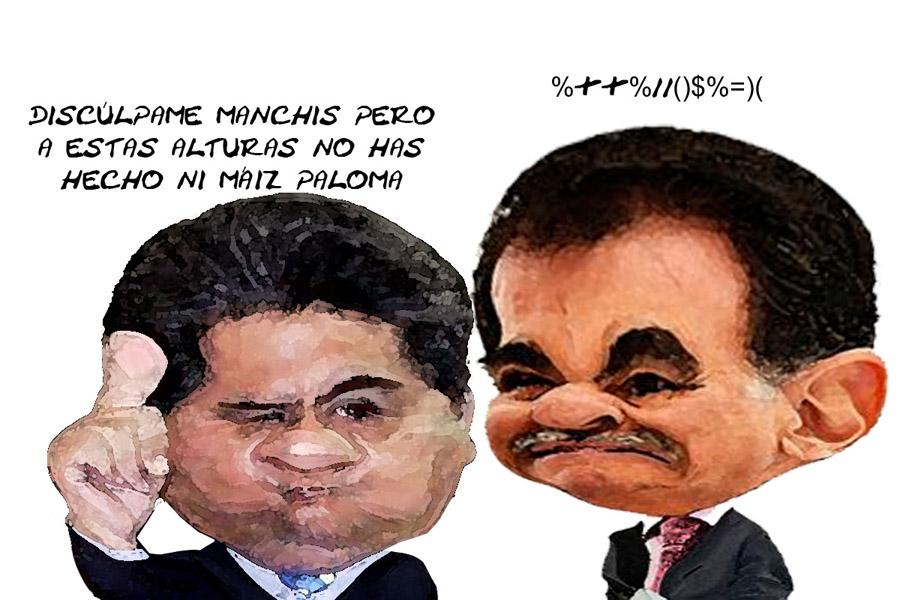 Hector Ortiz, Mariano Gonzalez Zarur, Gente Cobrara Factura PRI, Caricatura Tlaxcala En linea