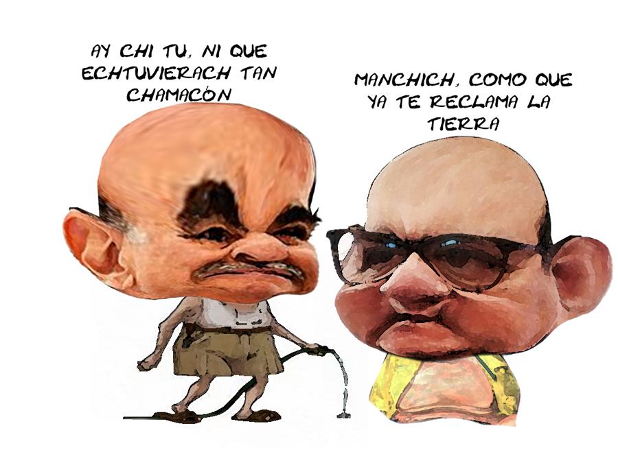 Hector Ortiz Viejito, Mariano Gonzalez Zarur Mas, Retira Politica, Tlaxcala Online