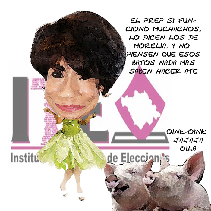 ITE Expicacion No Pedida PREP Morelia Dice Funciono Falso Tlaxcala Online