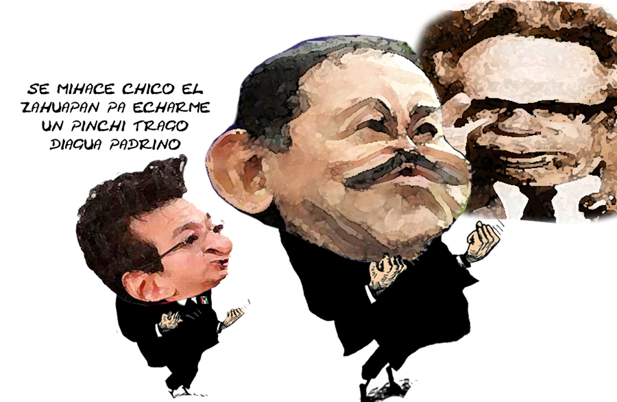 Joaquin Cisneros Fernandez, Marco Mena, Gustavo Diaz Ordaz, Comienza Intolerancia, Tlaxcala Online