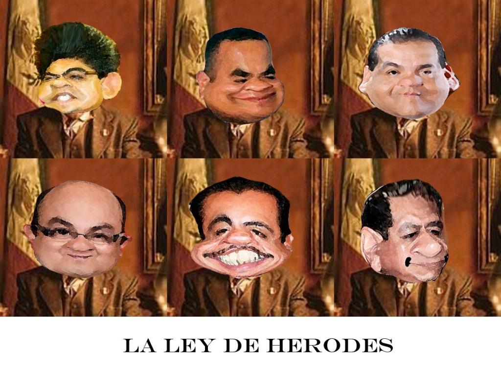 Ley Herodes, Salvador Mendez, Angelo Gutierrez, Florentino Dominguez, Corrupcion, Juicio Politico Tlaxcala Online