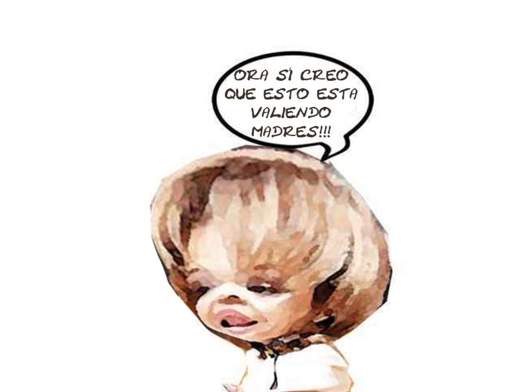 Lorena Cuellar Cisneros Caricatura Elecciones, Esta Valiendo Madres, Tlaxcala Online