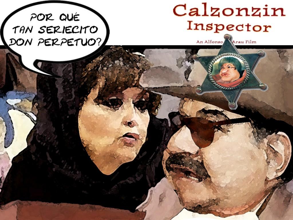 Lorena Cuellar Cisneros, Mariano Gonzalez Zarur, Calzonzin Inspector, Marco Mena, Tlaxcala En Linea Caricatura