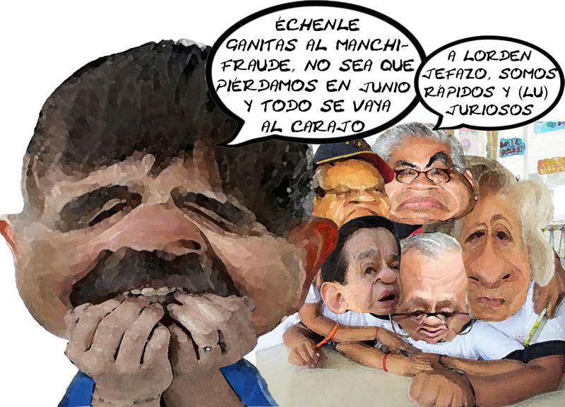 Manchifraude, Temeroso Mariano Gonzalez Zarur De Perder Eleccion Junio, Tlaxcala Online