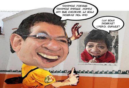 Marco Antonio Mena Rodriguez 1, Gabriela del Razo Becerra, PRI, Ganan Promoviendo Obras Mariano Gonzalez, Tlaxcala Online