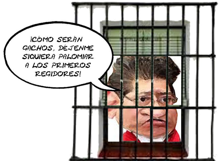 Marco Antonio Mena Rodriguez, Encerrado, Humillado, PRI, Candidato, Gubernatura, tlaxcala En Linea