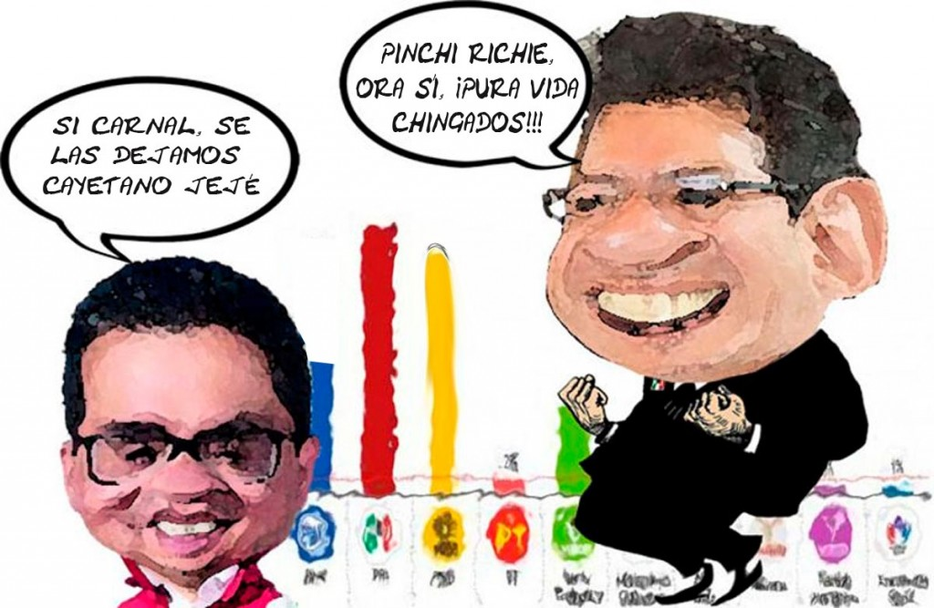 Marco Antonio Mena Rodriguez, Ricardo Garcia Portilla, PRI Gana Eleccion Gobernador Tlaxcala