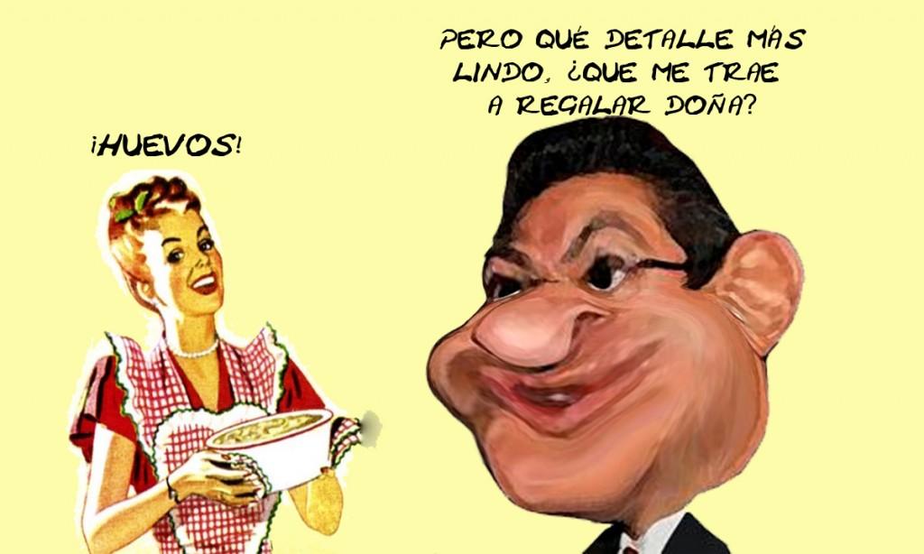 Marco Mena Gobernador Tlaxcala, Faltan Huevos, Online