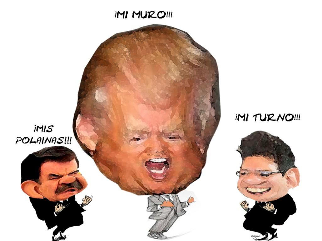 Marco Mena, Mariano Gonzalez, Donald Trump, Todos Gobiernan,Atropellan, Tlaxcala Online