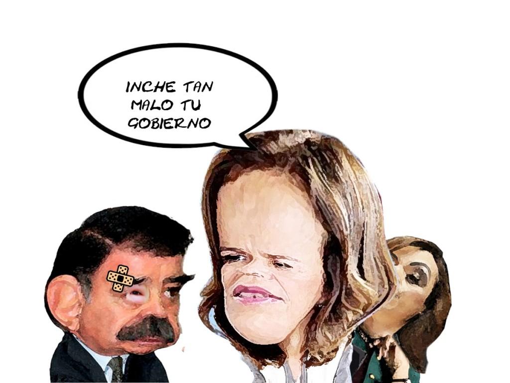 Margarita Zavala Ataca Mariano Gonzalez Complice Adriana Davila Mal Gobierno, Tlaxcala En Linea