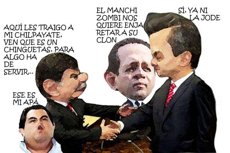 Marianito, Mariano Gonzalez, Conago, Eruviel Avila, Presidente Pena Nieto, Caricatura, Tlaxcala Online