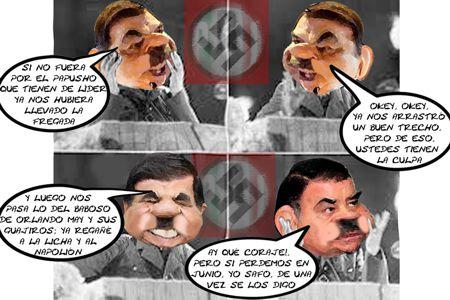 Mariano 1 Hitler Manchifiurer, PRI, Gonzalez Zarur, Tlaxcala Online