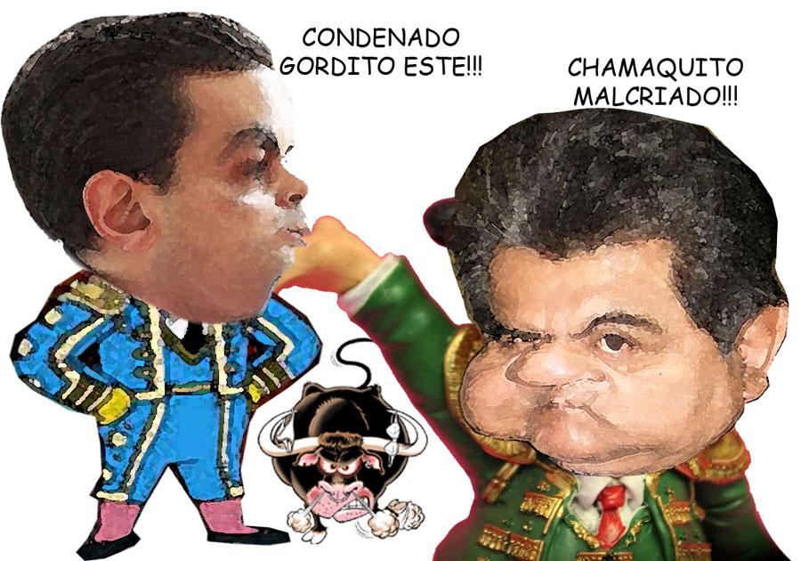 Mariano Gonzalez Aguirre, Hector Ortiz, Elecciones 5 Junio, Tlaxcala En Linea Caricatura