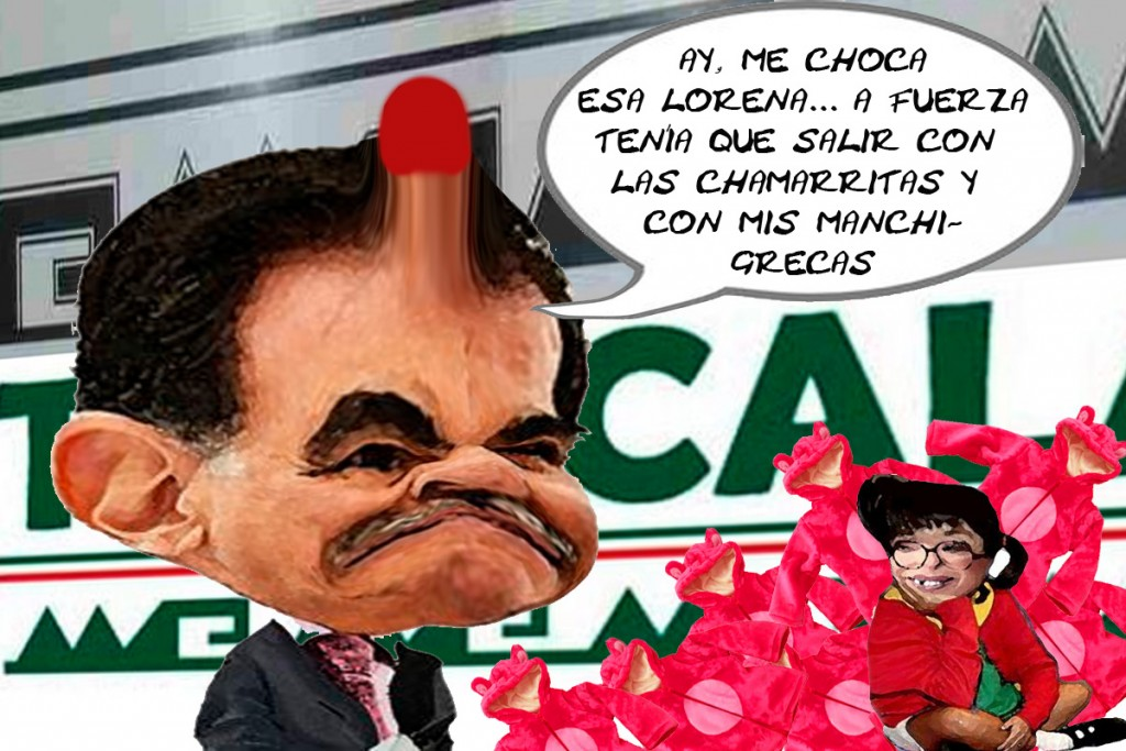 Mariano Gonzalez Chichon, Chamarritas, Manchigrecas, Lorena Cuellar, Apizaco, Tlaxcala Online