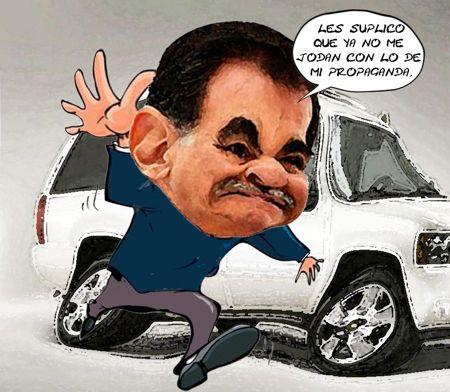 Mariano Gonzalez Zarur Evade Responder Propaganda, Informe, Tlaxcala Online