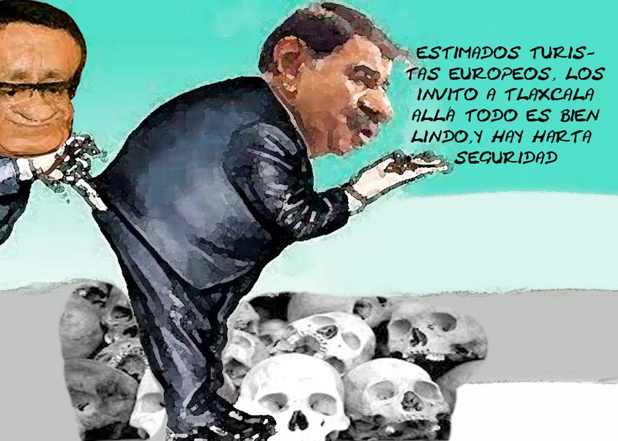 Mariano Gonzalez Zarur Gasta Inutilmente Presupuesto En Europa, Tlaxcala Online